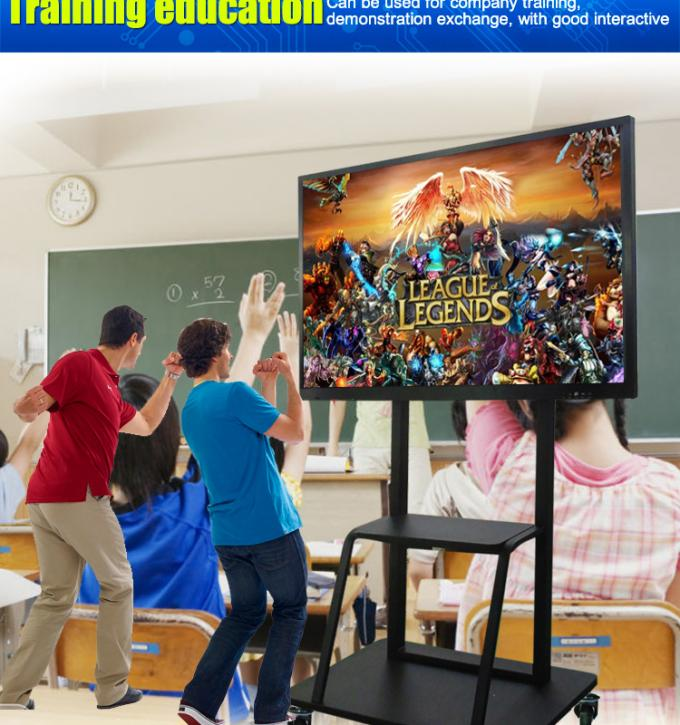 Video Meeting Touch Screen Multi Touch Interactive Whiteboard