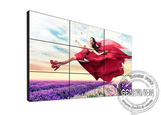 Narrow bezel create HD video wall advertising digital signage HDMI controller