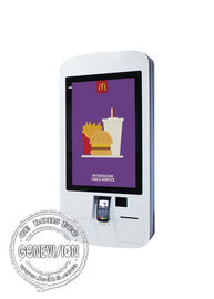 """42"""" Touch screen self service kiosk with Checkout / ordering / pos system for hot pot restaurant"""