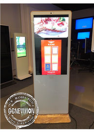 Ready Stock 43inch Discount Slim Advertising Standee AUO Screen 400nits Kiosk Digital Signage Remote Managing with Wifi
