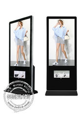 55 Inch Indoor Display WIFI Digital Signage Advertising with Mobile Phone Charger station