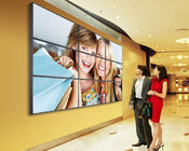 Wall Mount High Brightness Digital Signage Video Wall For Exhibiton , 5000/1 Contract Ratio