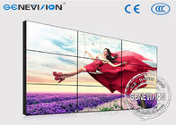 3D Touch Screen Digital Signage video wall / indoor 1080P wall mount advertising player