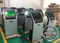 21.5 Inch Full HD Touch Screen Self Service Kiosk Thermal Printer Android Queuing Machine