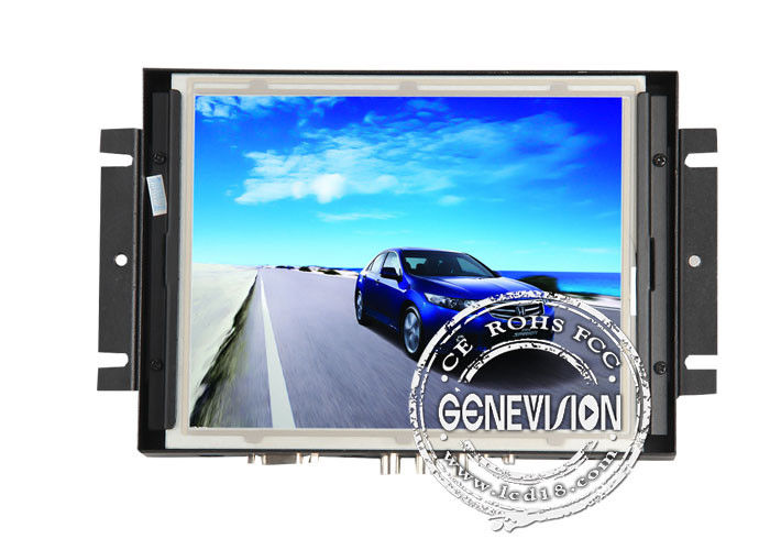 12.1 Inch Open Frame LCD Display Frameless High Brightness For Advertising Player