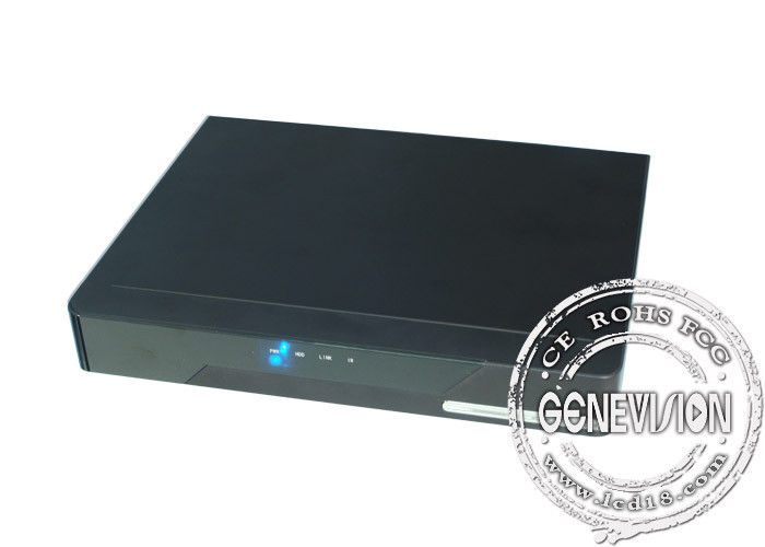 Embedded Linux 3g HD Media Player Box With Usb , Advertising Hdmi Media Player
