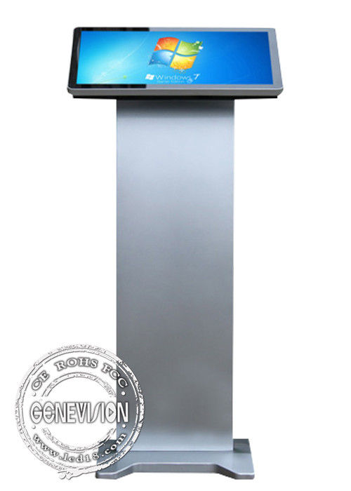 Interactive multi touch all in one PC Kiosk Digital Signage LCD built in mini PC