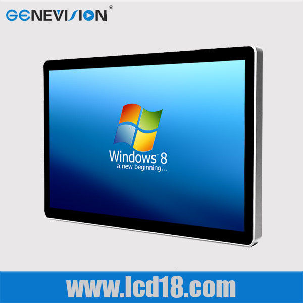 43 Inch  High definition multi-function Wall Mount LCD Display Touch Screen Digital Signage