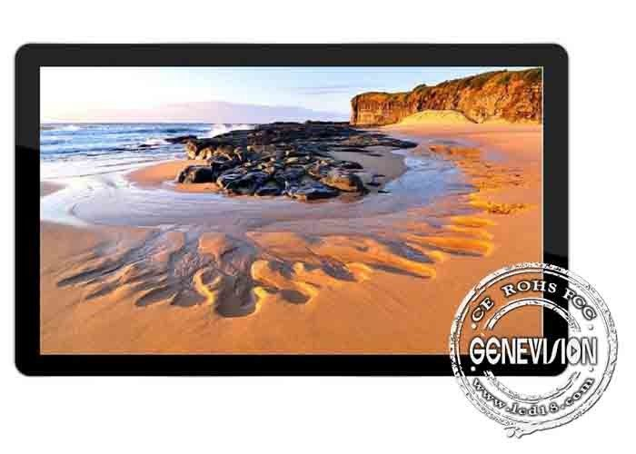 Waterproof Wifi Digital Signage Wall Mounted HD LED Video Display 98 Inch Wifi Display