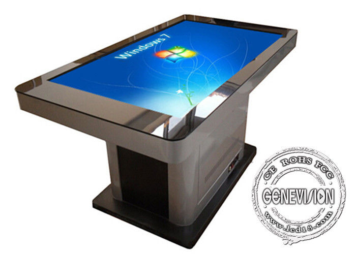 84'' 4K Screen Infrared Touch Screen Advertising Player With Windows System