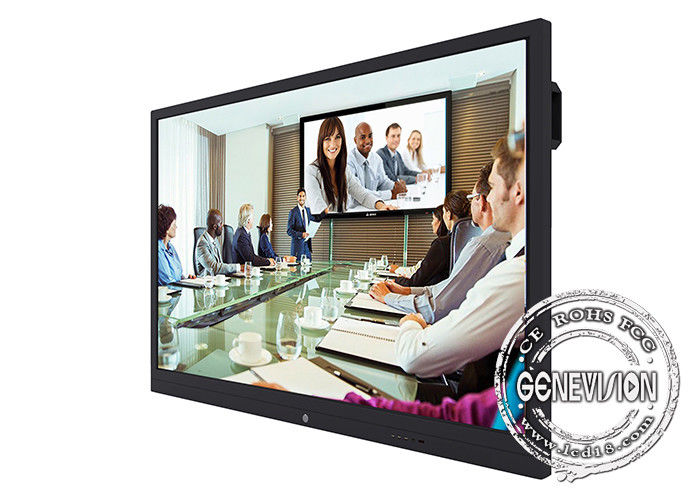 "Movable OPS Touch Screen Kiosk Interactive Android School Education Board 55""-100"""