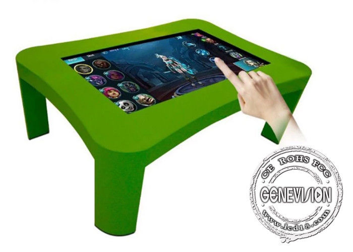 Windows System Smart Touch Screen Table 32 Inch Restaurant Kindergarten Interactive