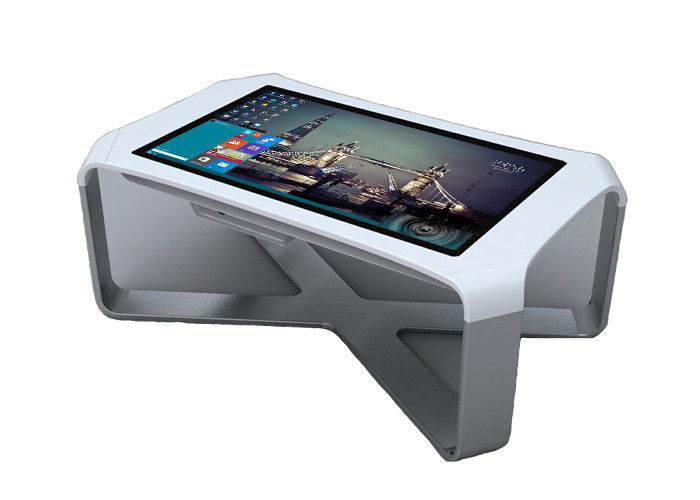 42inch Wifi Digital Coffee Table Touch Screen Kiosk TFT LCD Screen All In  One PC Indoor LCD Kiosk