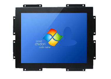 Ultra Thin Pc Os Open Frame Lcd Monitor 24 Inch All In One With Network