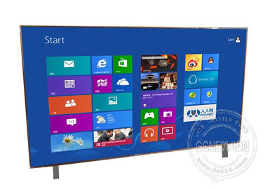 65 Inch Education Touch Screen Electronic Interactive Whiteboard For Video Conference Wall Mount LCD Display
