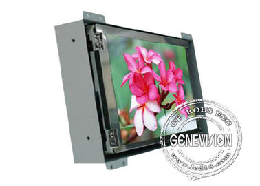 "Open Frame LCD Display Screen 15"" , Desktop / Wall mounted LCD Panel"