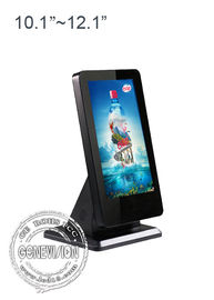 "China 10.1"" lcd table advertising kiosk android display digital signage industrial network media player factory"