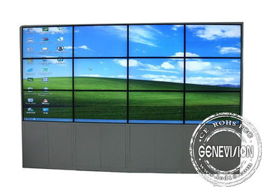 China 40'' inch Super wide wall mounted Video wall lcd displays thin lcd for advertising factory