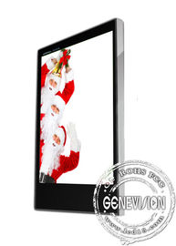 China 22 inch Slim Vertical LCD AD Board with Real Color LCD Screen 450cd/m2 factory