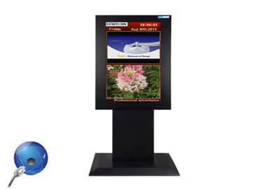 China All in One Interactive LCD Touch Screen Media Player Computer Kiosk FHD 1920*1080 factory