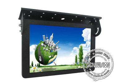 21.5inch 1080p Bus TV Screen Android 3G/4G GPS Wifi Portable Live Stream Digital Signage support Sync Displaying