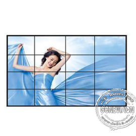 China 55 Inch Lcd Interactive Video Wall With Bezel 3.5MM Digital Signage Displays For Shopping Mall factory