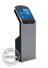 19 inch Bank Touch Screen Self Service Kiosk Printer NFC Touch Computer Kiosk