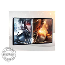 China Advertising Screen Wifi Lcd Monitor Display 43 Inch 350-450 Nits Wall Mounted factory