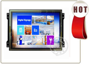 17 inch frameless TFT lCD Display with USB 2.0 , HDMI or VGA
