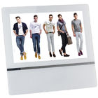 22 Inch TFT Wall Mount Lcd Display Screen With Full High Definition