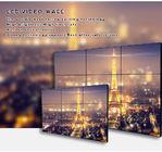 250W 55 Inch LCD Digital Signage Video Wall Ultra Narrow Bezel 5.3mm